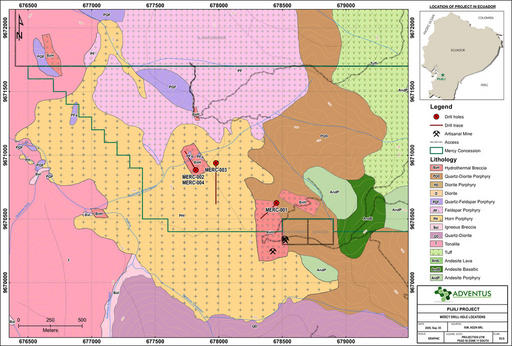 Sept. 9, 2020 News Release - Pijili Project Plan Map (Figure 1)
